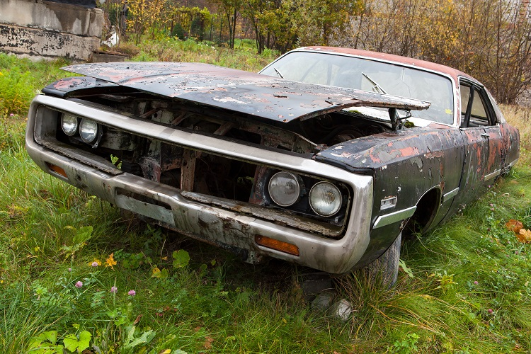 Selling a Junk Car: A Good Option